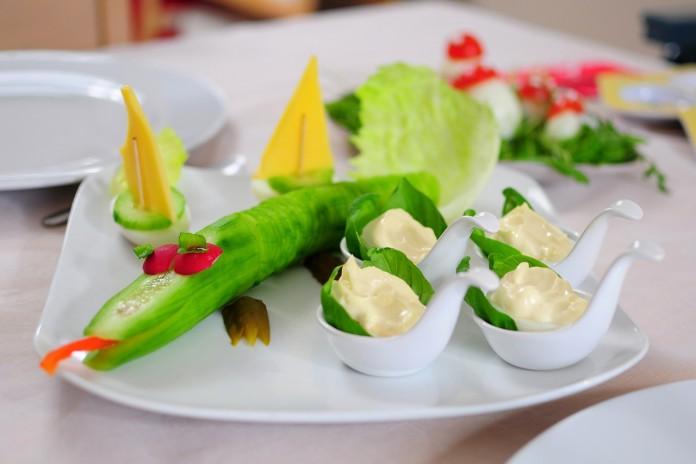 alimentation bio pour enfants
