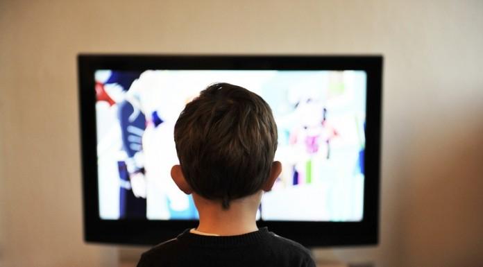 enfants télévision
