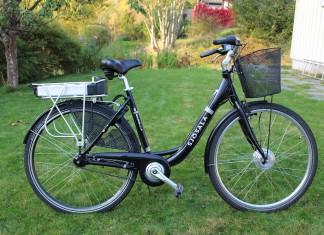 vélo életrique