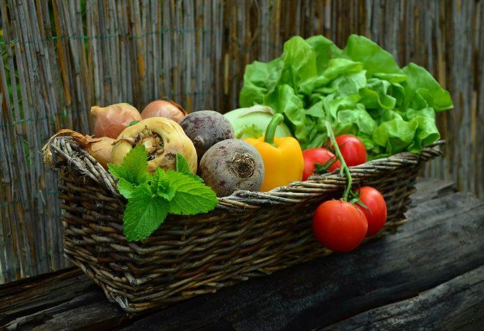 paniers légumes fermiers