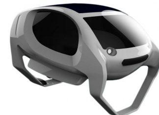 Le SeaBubble, véhicule du futur
