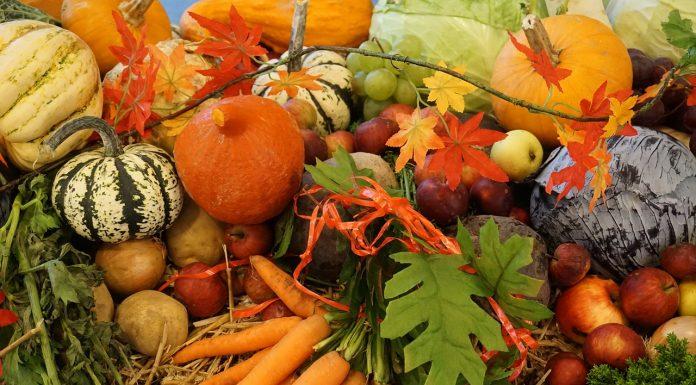 bienfaits des légumes d'automne