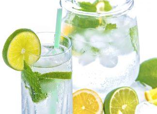 boire glacé après le repas