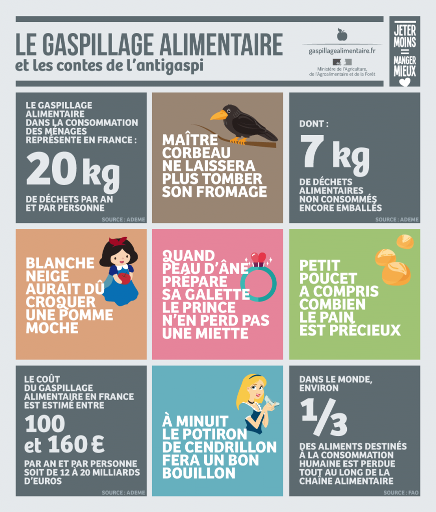 infographie lutte anti gaspi