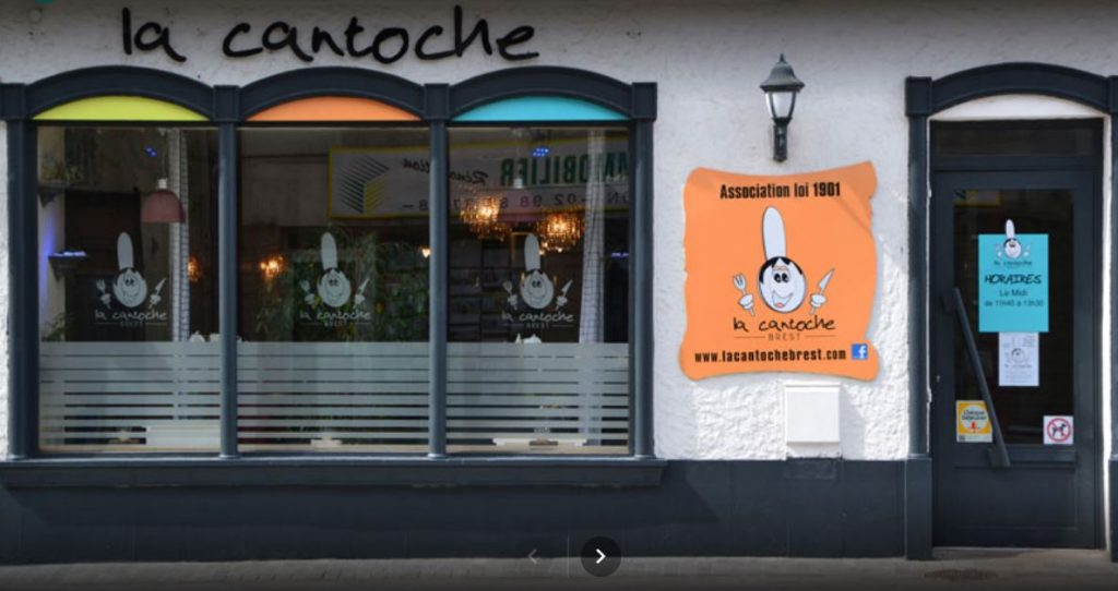 la Cantoche à Brest