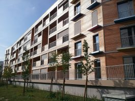 écoquartier et bâtiment basse consommation