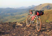 cyclotourisme, le voyage écolo