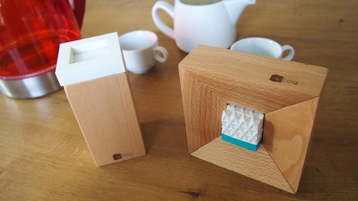 Tea cube, le cube intelligent pour un thé parfait