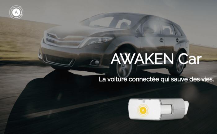 AwakenCar, la voiture qui sauve des vies