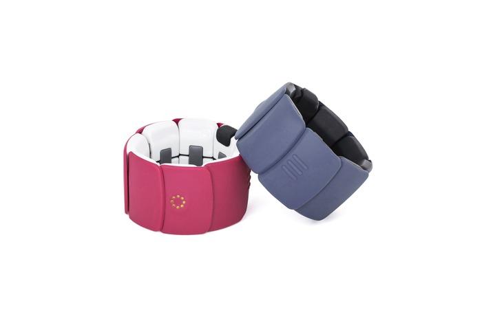 Unitact, bracelet pour les sourds