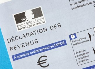 déclaration fiscale