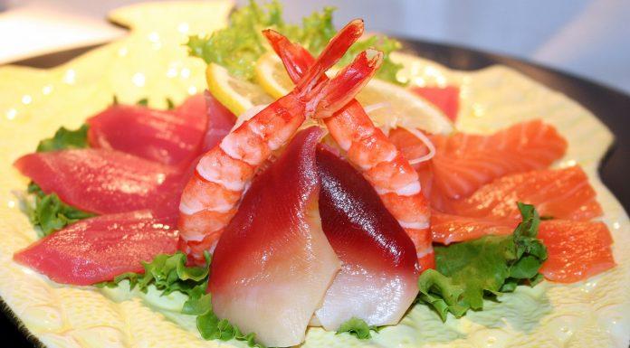 sushis et surpêche
