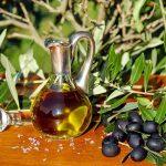 huile d olive peau