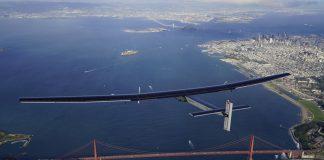 solar impulse avion électrique