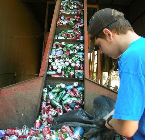 métiers de demain chargé de gestion déchets
