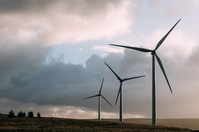 chef de projet éolien métiers de l'environnement