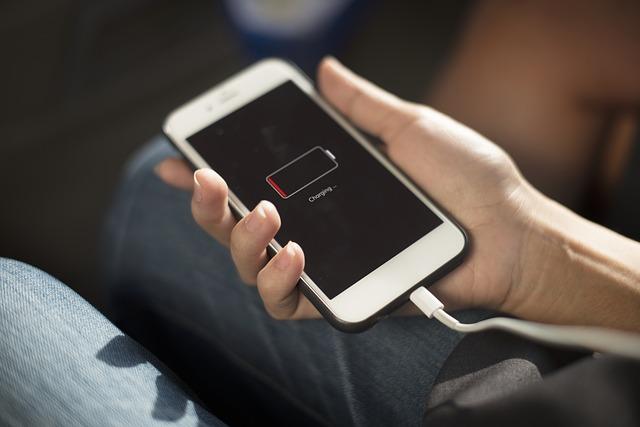 prolonger la batterie de son smartphone