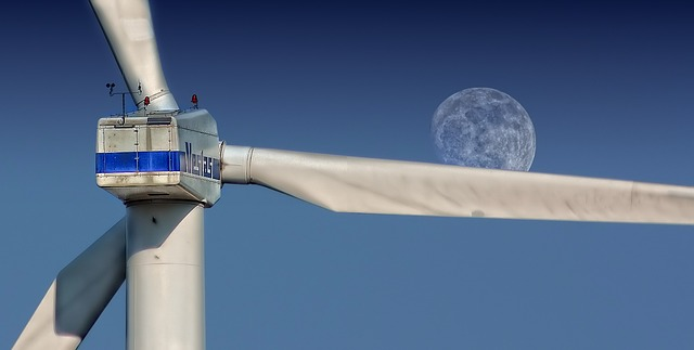 aimants dans les moteurs d'éoliennes contiennent des terres rares