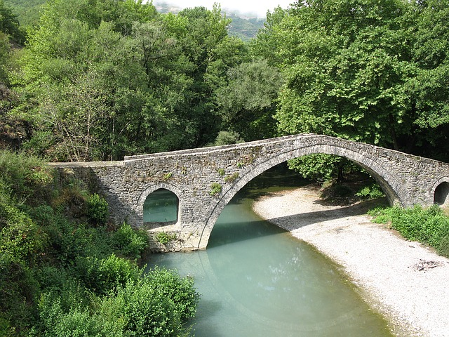 pont de pierre Zagori