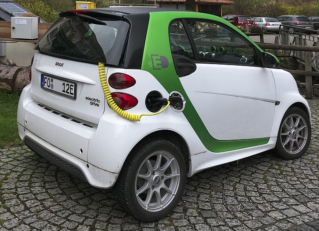 voiture électrique et terres rares