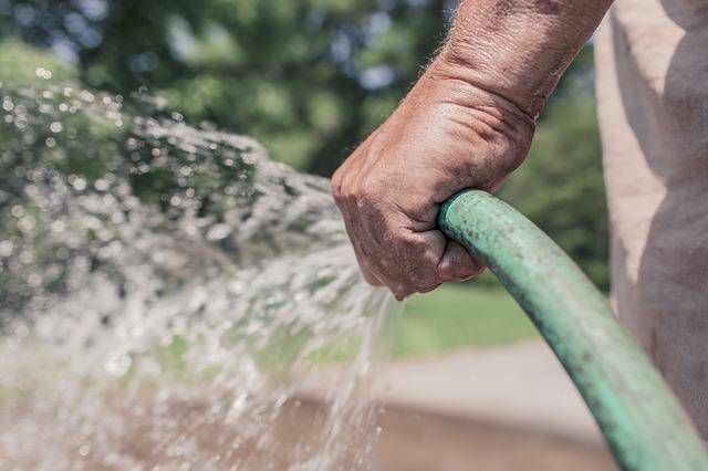 usagex eau de pluie récupérée