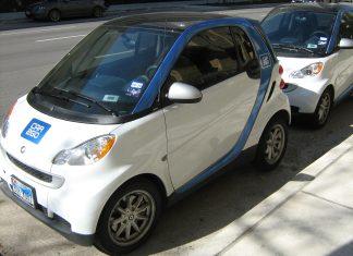 Car2Go_autopartage 100 % électrique à Paris