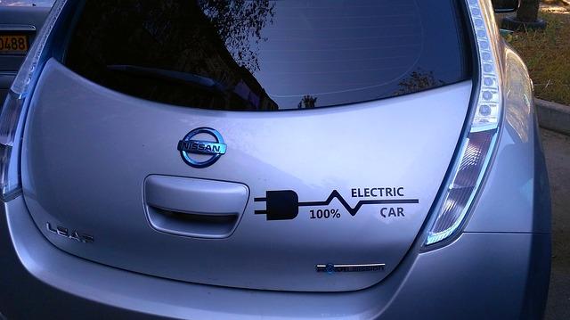 nissan leaf voiture électrique pas chère
