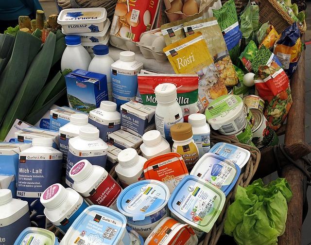 DLC produits laitiers