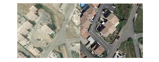 urbanisation densifiée après division exemple 1