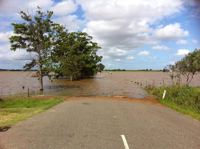 inondations et catastrophes naturelles