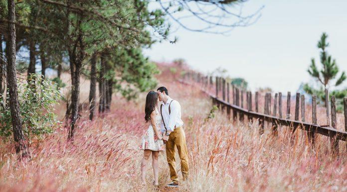 Un mariage écolo