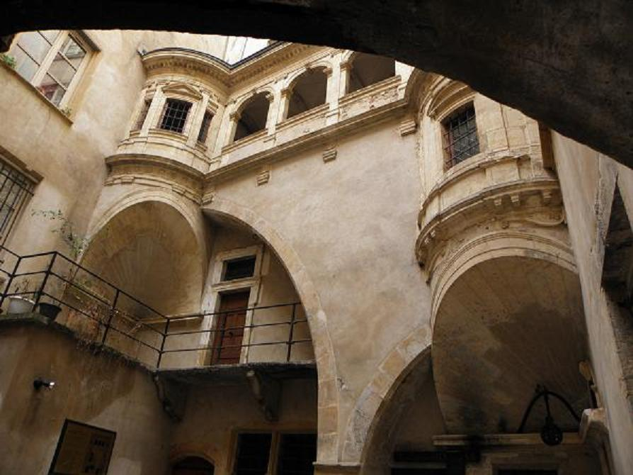 traboules de Lyon patrimoine UNESCO