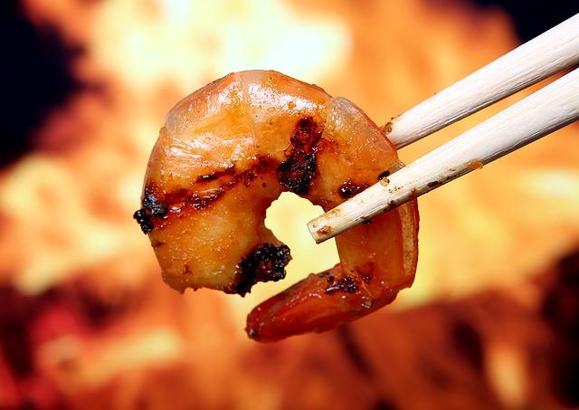 crevettes bon pour la santé