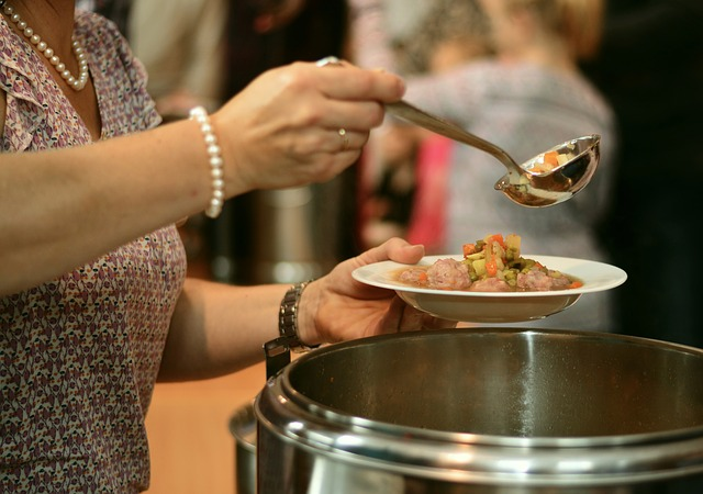 soupe populaire aide alimentaire