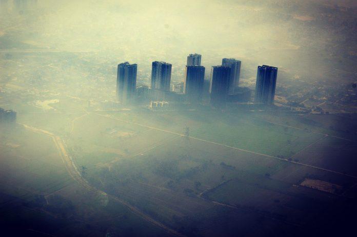 Des villes polluées