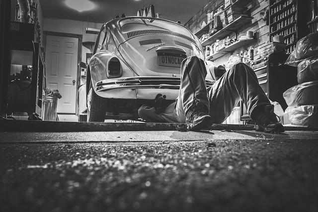 garage self-service réparation auto