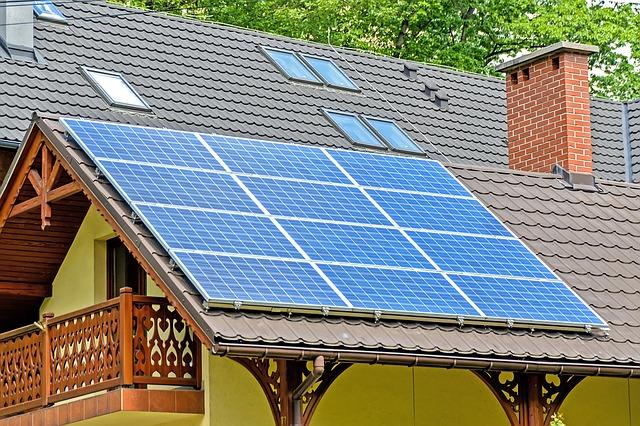 petit producteur d'énergie verte