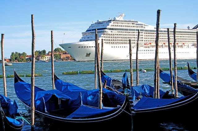 surtourisme Venise croisière