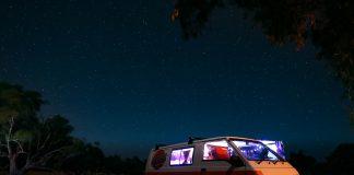 Partez en vacances avec un camping car de nuit