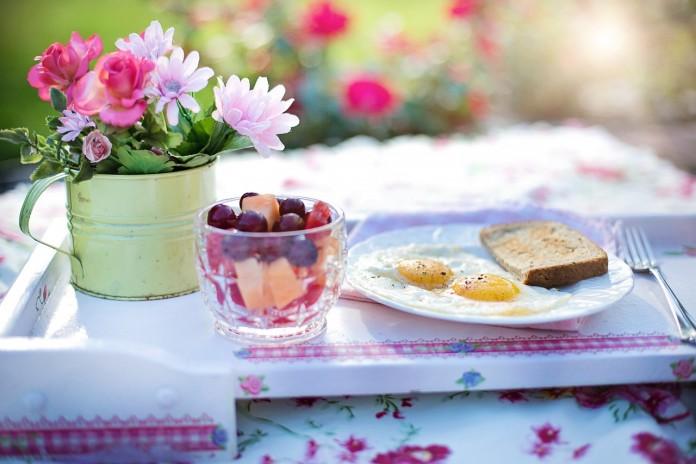 bon petit déjeuner
