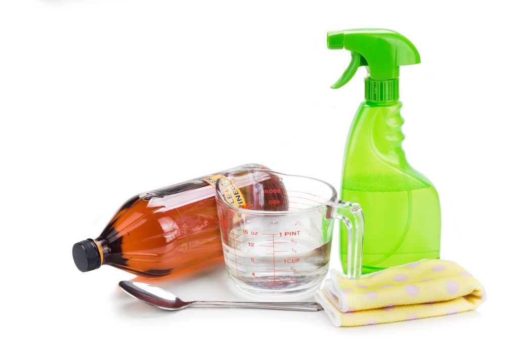 vaporiser vinaigre et lavande