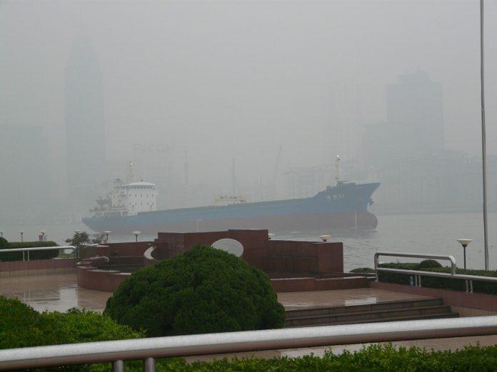 la pollution de l'air en ville