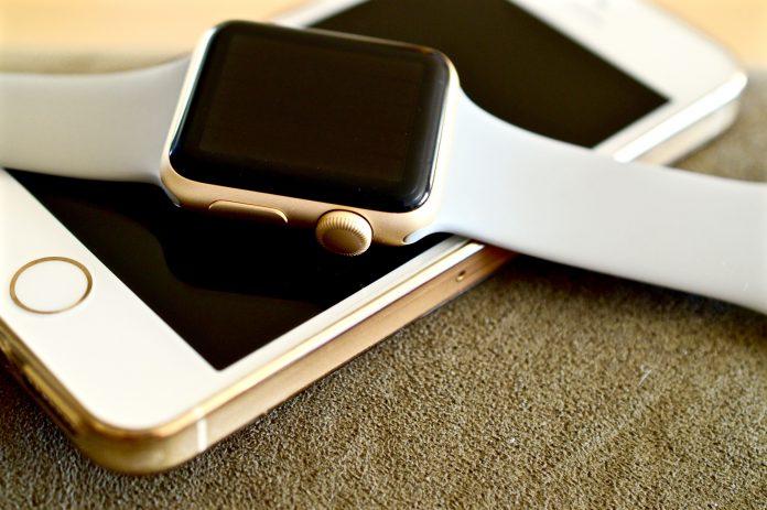 Objet connecté, Apple Watch
