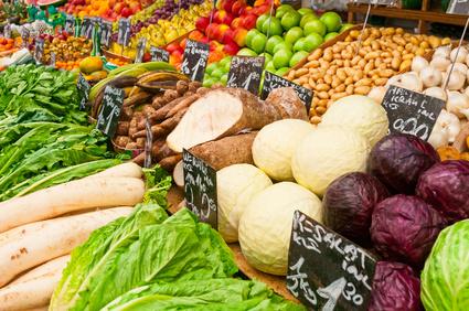 manger durable et local