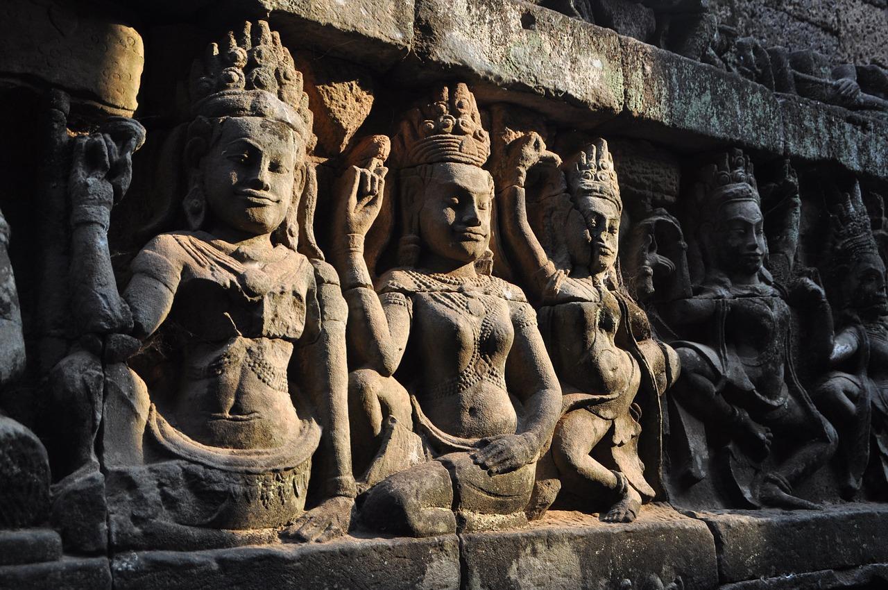 imposer un quota au temple Angkor au Cambodge