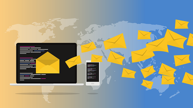 emails et spams polluent