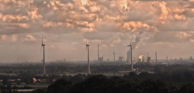 pollution de l'air le city tree la solution