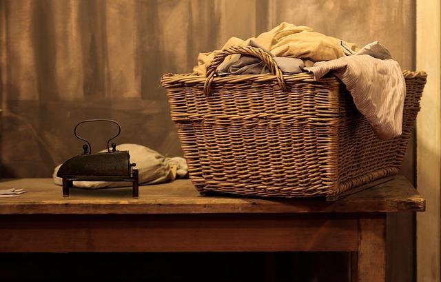 linge mouillé pour garder la maison fraîche