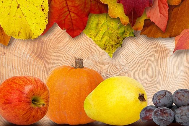 Fruits de novembre