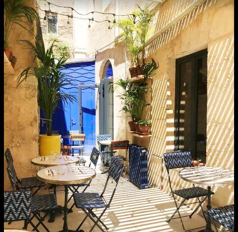 Casa Gaïa resto bio Bordeaux
